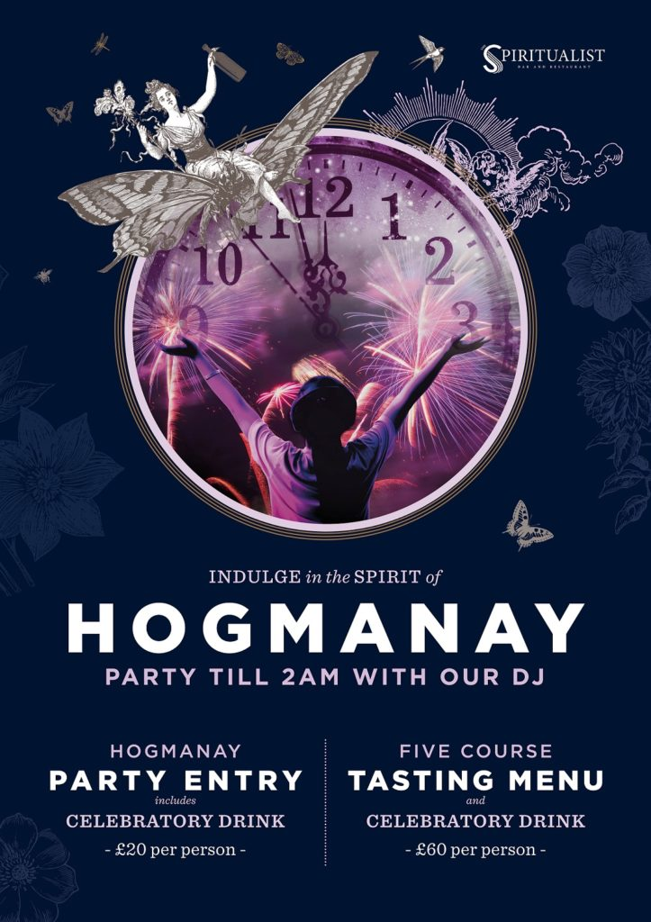 Hogmanay Party until 2am